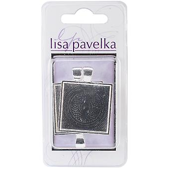 Lisa Pavelka Craft Lünette 3 Pkg Square Lpbzl 004