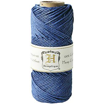 Hemp Cord Spool 20# 205' Pkg Blue Hs20 Blu