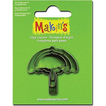 Makin's Clay Cutters 3 Pkg Umbrella M360 25