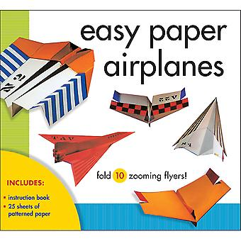 Sterling Publishing Easy Paper Airplanes Kit Stp 79610