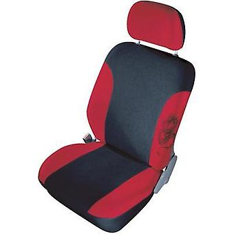 Seat covers 11-piece cartrend 79-5320-02 Mystery Polyester Red