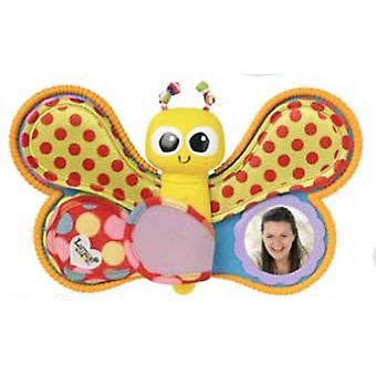 Lamaze Butterfly Photo Album (Toys , Preschool , Dolls And Soft Toys)