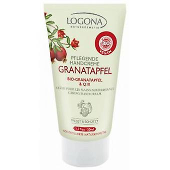 Logona Hand Cream + Q10 Granada (Vrouwen , Cosmetica , Body , Hands and feet , Hydration)