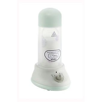 Beaba Blue cake electronic bibsecondes: steam bottle warmer