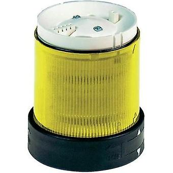 Signal tower component Schneider Electric XVBC2B8 Yellow Non-stop light signal 24 Vdc
