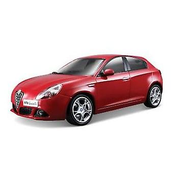 Burago Alfa Romeo Giulietta 1/24 (Toys , Vehicles And Tracks , Mini Vehicles , Cars)