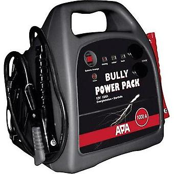 APA Quick start system Powerpack Bully mit 4 A Ladegerät 16526 Jump start current (12 V)=1000 A