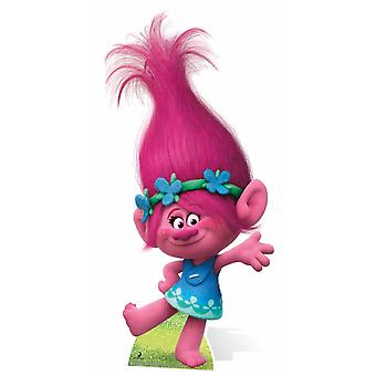 Princess Poppy from Trolls Cardboard Cutout / Standee / Standup