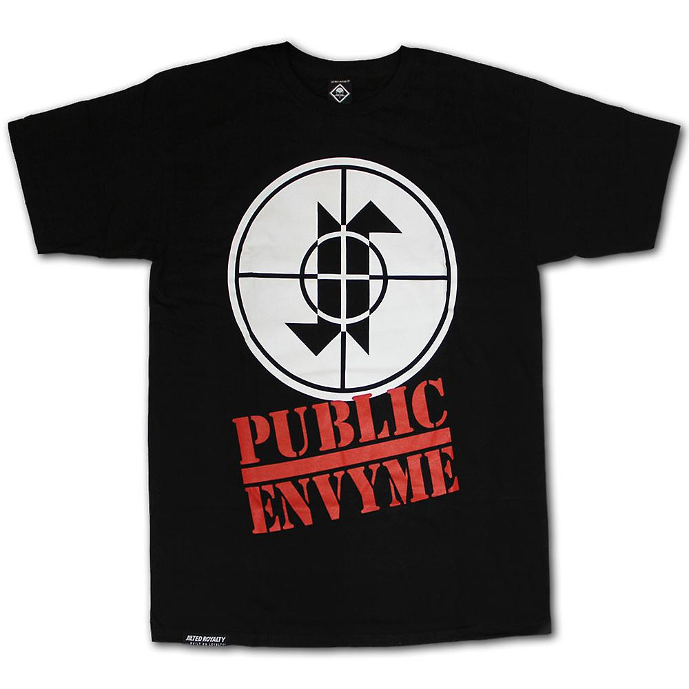 Jilted Royalty Envy Public T-shirt nera