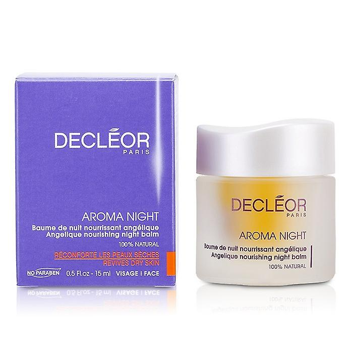 Decleor Aroma Night aromáticos Nutrivital bálsamo (bálsamo de Angelique) 15ml / 0.5oz