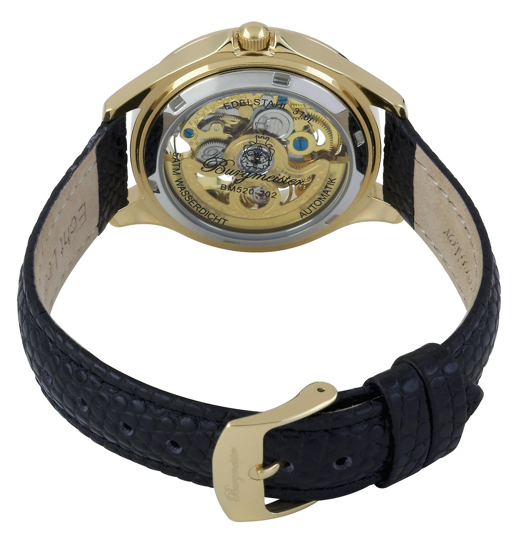 Burgmeister Ladies Automatic Watch Merida BM520-202