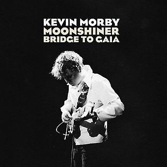 Kevin Morby - Moonshiner sort/hvid bro til Gaia [Vinyl] USA importerer