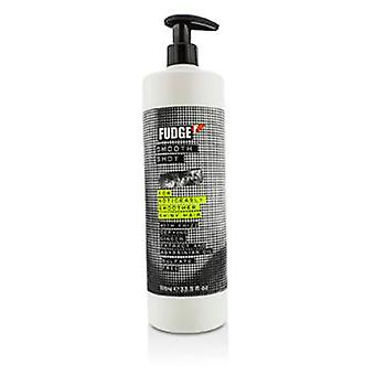 Fudge Smooth Shot Shampoo (For Noticeably Smoother Shiny Hair) - 1000ml/33.8oz