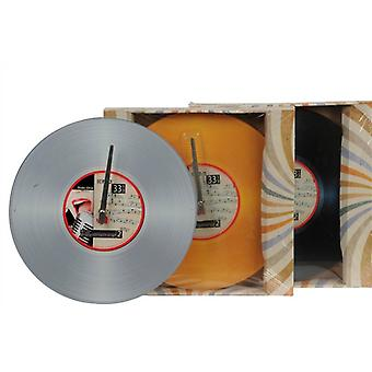 30cm Wall Clock Record