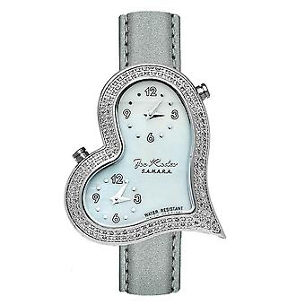 Joe Rodeo diamond ladies watch - SAHARA silver 1.4 ctw