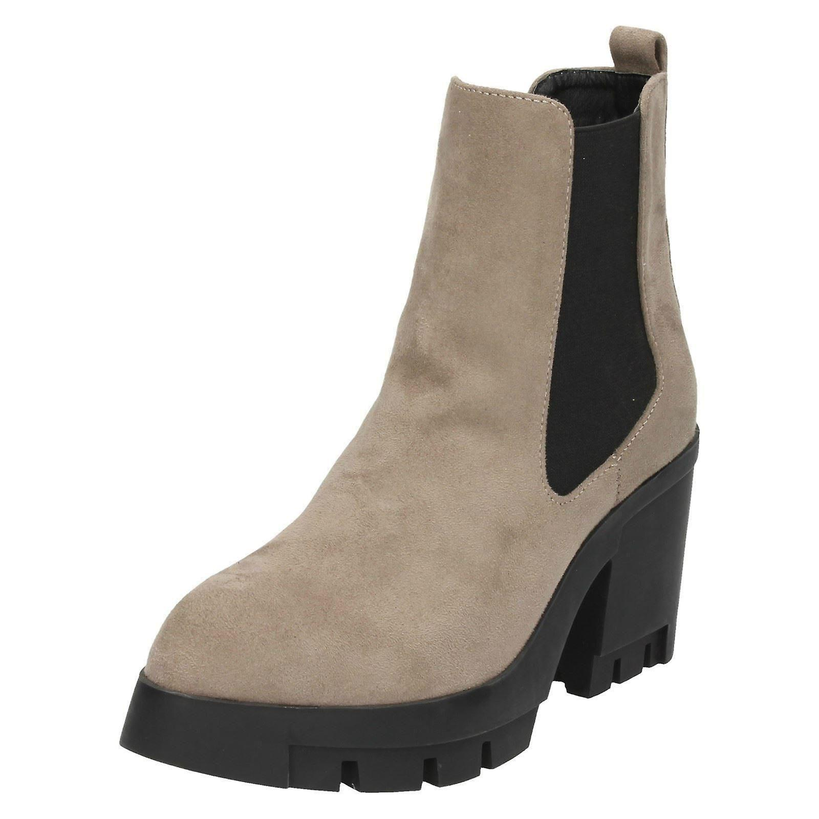 Ankle Boots Ladies On Spot Platform qpHUw