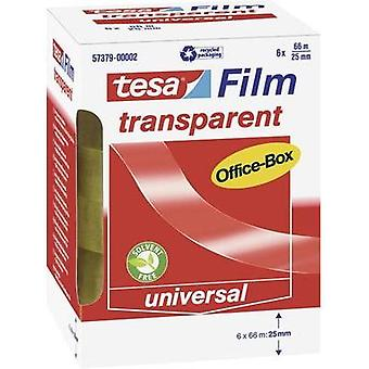 Tesa film tesa tesafilm® Transparent (L x W) 66 m x 25 mm