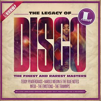 The Legacy Of Disco [VINYL]