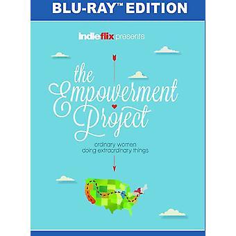Empowerment projekt [Blu-ray] USA importerer