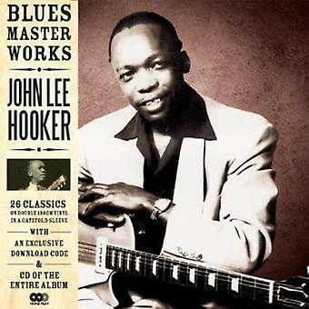 John Lee Hooker - Blues Master værker [Vinyl] USA import