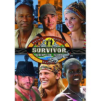 Overlevende: Redemption ø (2011) [DVD] USA importerer