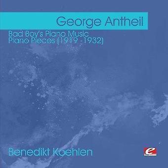 ジョージ ・ アンタイル - ジョージ ・ アンタイル: 不良少年のピアノ音楽 【 CD 】 USA 輸入