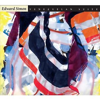 Edward Simon - venezuelanske Suite [CD] USA import