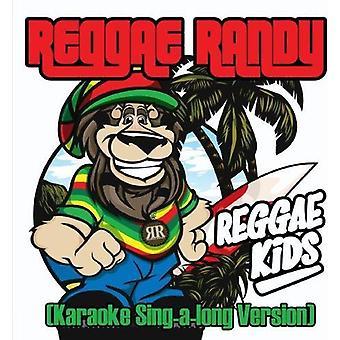 Randy reggae - Reggae dzieci (wersja Karaoke Sing-a-Long) import USA [CD]