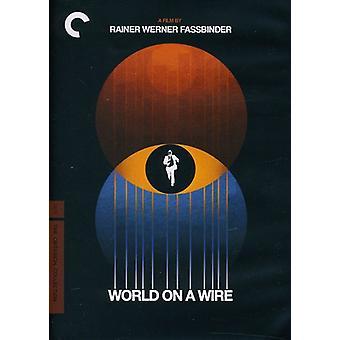 Welt auf einen Draht [DVD] USA importieren