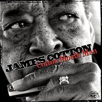 James Cotton - Cotton Mouth Man [CD] USA import