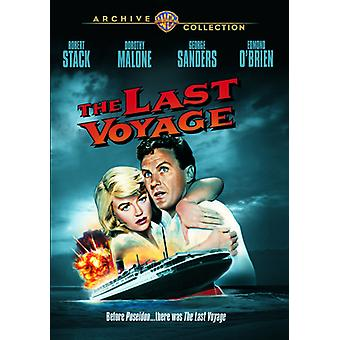 Ultimo viaggio [DVD] Stati Uniti importare