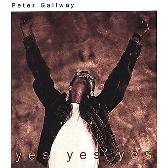 Peter Gallway - ja ja ja [CD] USA import
