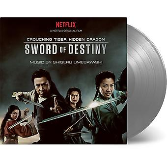 Shigeru Umebayashi - Crouching Tiger, Hidden Dragon: Sword of Destiny [Vinyl] USA import