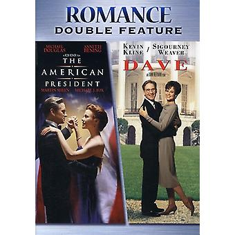 American President/Dave [DVD] USA import