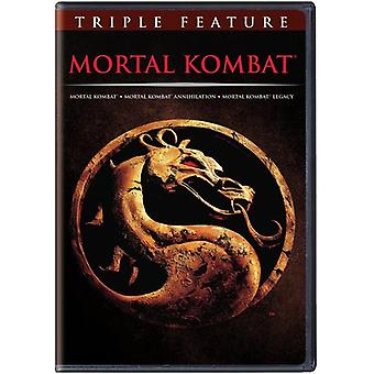 Mortal Kombat Franchise Collection [DVD] USA import
