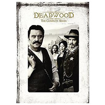 Deadwood - Deadwood: Importación de USA [DVD] la serie completa