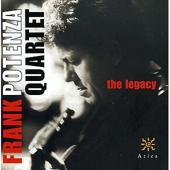 Frank Potenza kvartetten - arv [CD] USA import