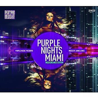 Lilla nætter Miami - lilla nætter Miami [CD] USA import