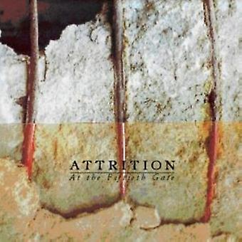 Attrition - At the Fiftieth Gate [CD] USA import