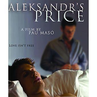 Importación de USA precio [Blu-ray] de Aleksandr