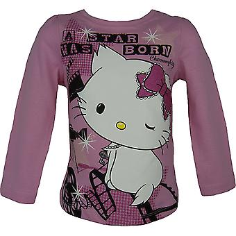 Charmmy Kitty Hello Kitty Long Sleeve Top