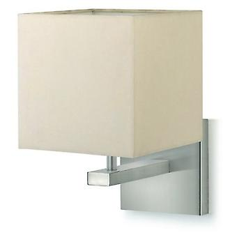 Exo Wall Light Gina E27 1X40W Niq.Sat. (Lighting , Interior Lighting , Wall lamps)