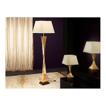 Schuller Deco Gold Floor Standing Lamp