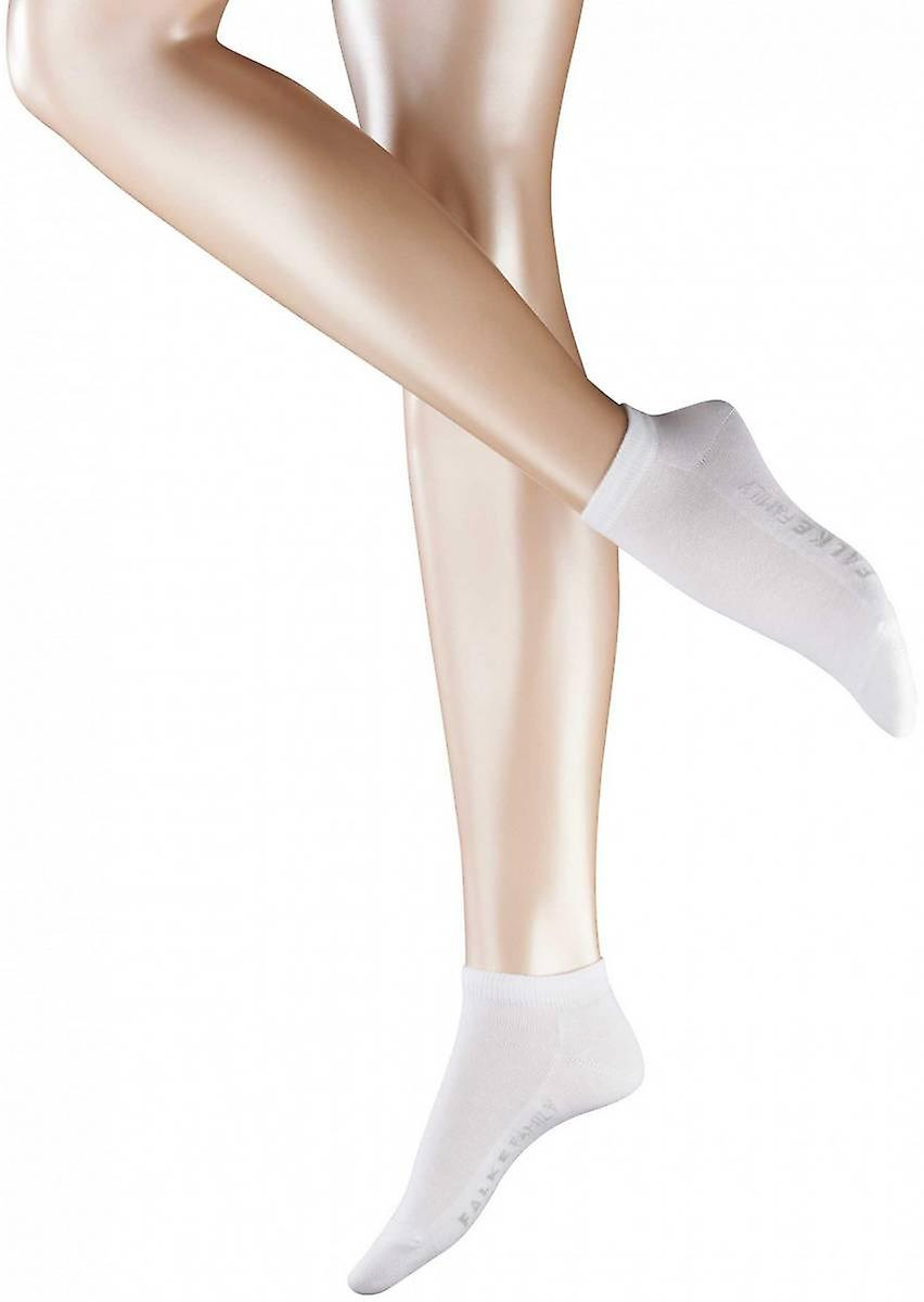 Falke Family Short Socks - White