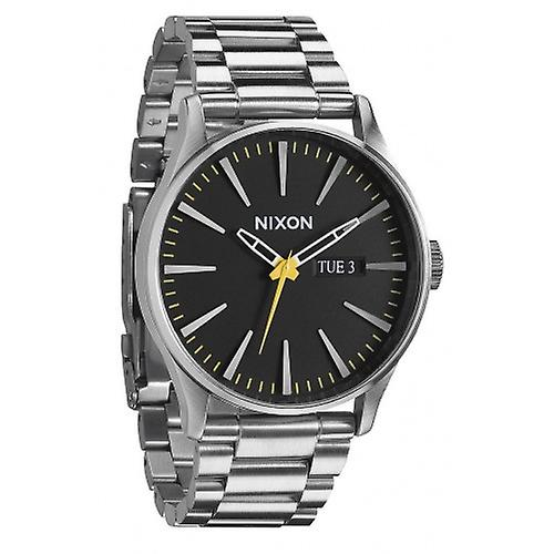 Nixon The Sentry SS Watch - Grand Prix