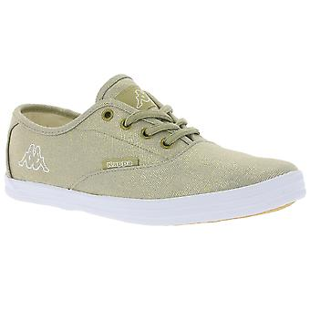Kappa Holy shine shoes ladies sneaker gold 242322/4545