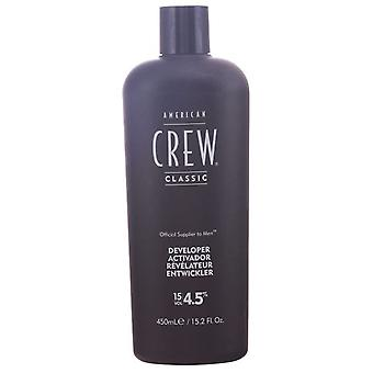 American Crew Precision Blend 450ml Developer (Man , Hair Care , Hair dyes , Hair tints)