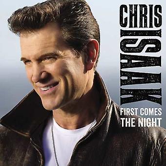 Chris Isaak - først kommer natten [CD] USA importen