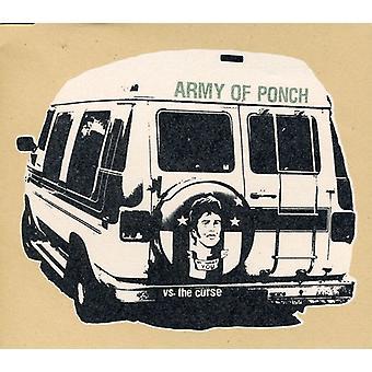 Hær af Ponch - vs forbandelse [CD] USA importen