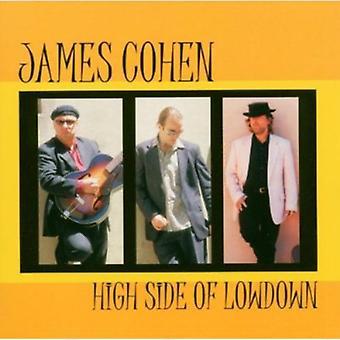 James Cohen - høj Side af Lowdown [CD] USA import